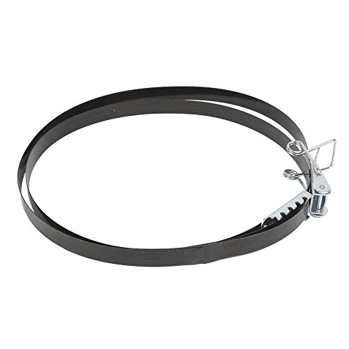 (Big Horn 11777 20-Inch Band Clamp for Dust Collection Bags)