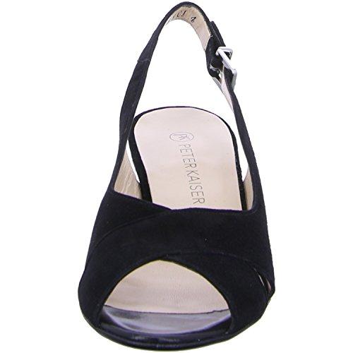 Peter Kaiser 95729-875 - Sandalias de vestir para mujer negro