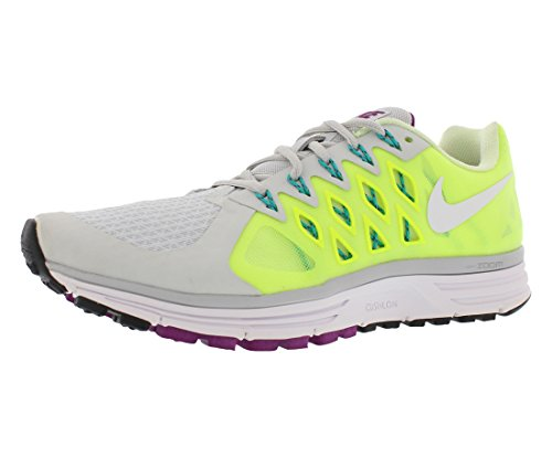 Nike Vomero 9 Women's Running Shoes Size US 6.5, Regular Width, Color White/Volt
