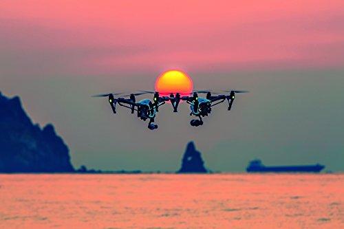 41bjN323E9L - Above the World: Earth Through A Drone's Eye