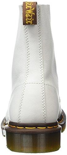 White Martens Leather Women's Dr Pascal aqpIzwq