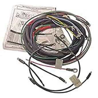 amazon com new complete wiring harness kit for case ih tractor new complete wiring harness kit for case ih tractor models 460 560 660 diesel