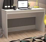 Escrivaninha para Escritório, Nova Mobile, B23 - Branco