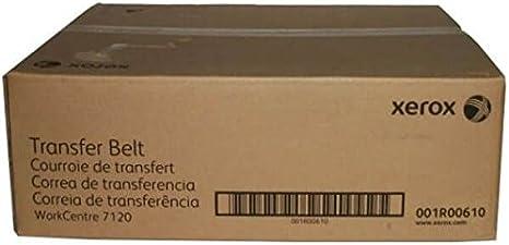 Amazon.com: Xerox Transfer Belt, 200000 de papel (001r00610 ...
