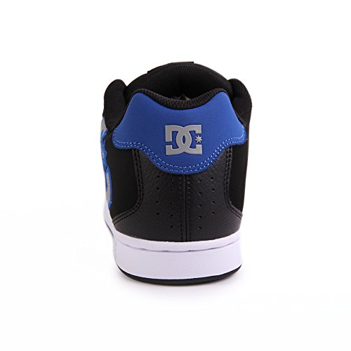 DC Net Black Armor Royal Black