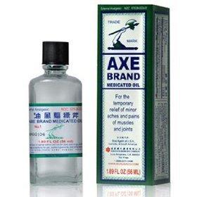 Axe Brand Medicated Oil (1.89 Fl. Oz. - 56 Ml.) - 6 bottles