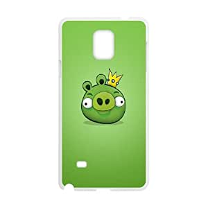 Samsung Galaxy Note 4 Cell Phone Case White_Angry Birds 03 Iyjdv