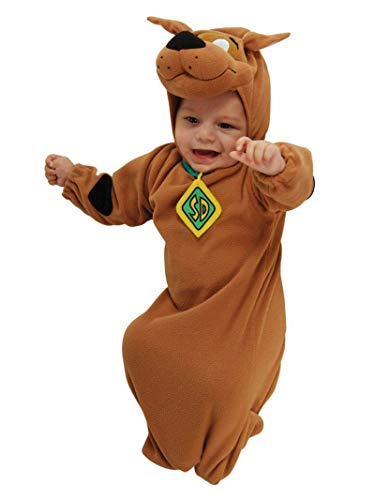 Scoobydoo Infant Costumes - Scooby Doo Costume for Newborns One