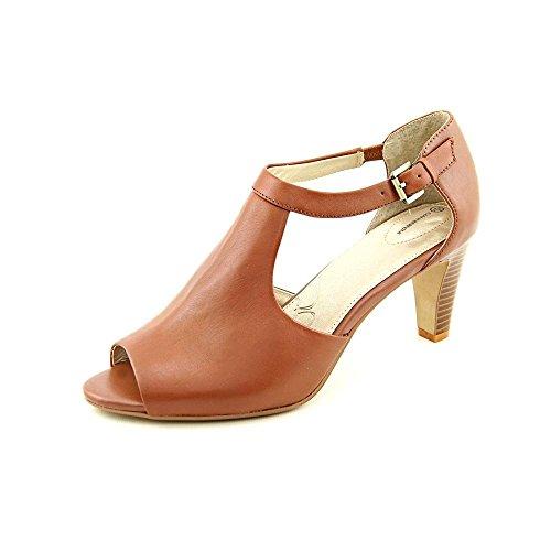Giani Bernini - Sandalias de vestir para mujer marrón