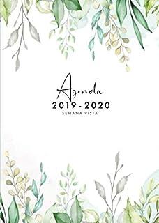 Agenda para Profesores 2019 - 2020: Cuaderno del Profesor y ...