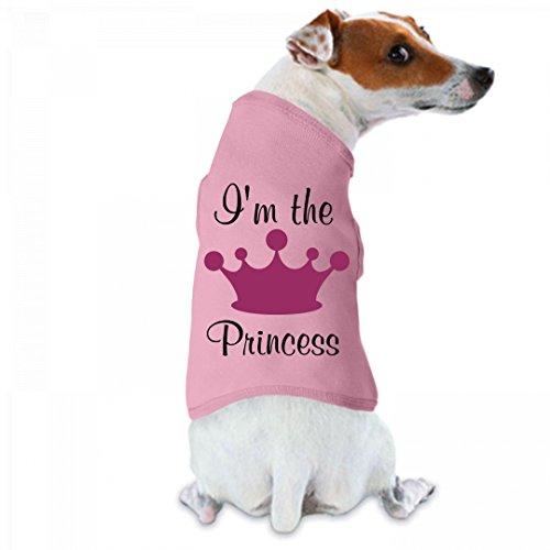 I'm The Princess Dog Tee: Doggie Skins Dog Tank Top