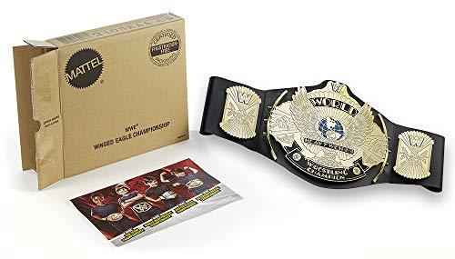 WWE Winged Eagle Championship Belt