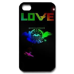 SUUER LOVE Angels n Airwaves Rock Band Custom Hard CASE for iPhone 5 5s Durable Case Cover Kimberly Kurzendoerfer