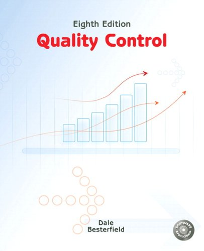 Quality Control (8th Edition)