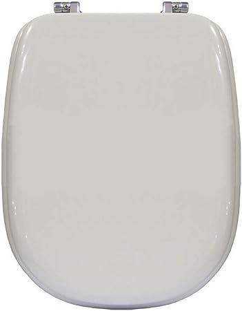 Sedile Wc Ideal Standard Tesi.Copriwater Sedile Wc Per Ideal Standard Tesi Bianco Coprivaso Poliestere Alta Qualita Amazon It Fai Da Te