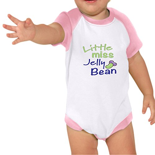 Cute Rascals Little Miss Jelly Bean 100% Cotton Tapped Neck