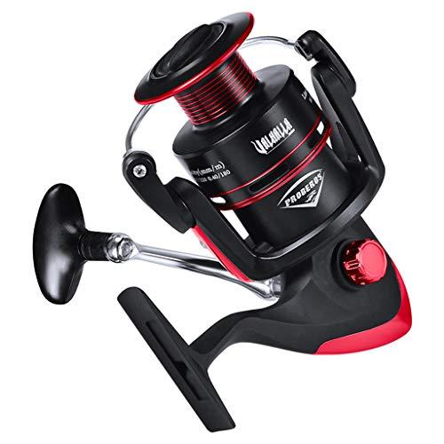 (Glumes Fishing Reels Light Weight Saltwater Spinning Reel - 39.5 LB Carbon Fiber Drag, Ultra Smooth All Aluminum Inshore Reel Saltwater Freshwater)
