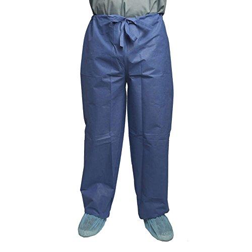 MediChoice Scrub Pants, Drawstring Waist, Open Leg Cuff, ...