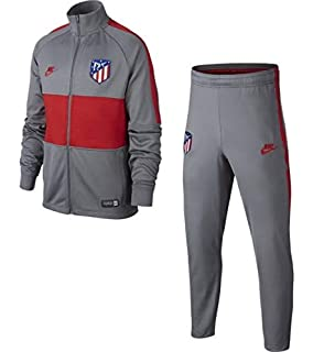 Nike ATM Y NK Dry SQD TRK Suit K - Chándal, Unisex Infantil, (Deep ...
