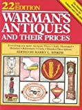 Warman's Antiques and Their Prices, Harry L Rinker, 0911594132