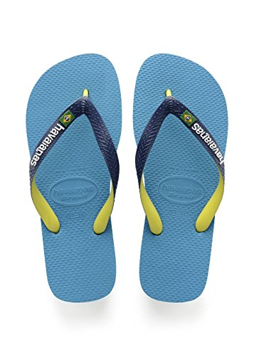 Havaianas Brasil Unisex Turchese Flop Mix Capovolgere Adulti SxwFq8E