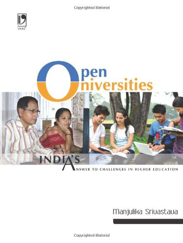 Open Universities - India's Answer to Challenges in Higher Education pdf