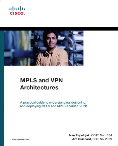 MPLS And VPN Architectures (Paperback) (Networking Technology)