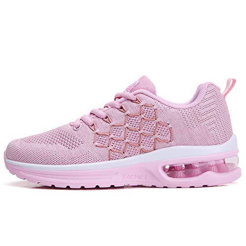 TSIODFO Women Sport Running Shoes Gym Jogging Athletic Sneakers 2