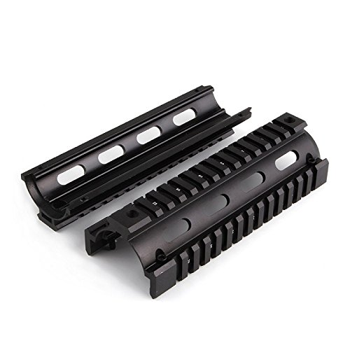 Sport Outdoor aluminum Tools Accessory Multiple lengths are available (6.7in-A) by Rail grip (Image #2)