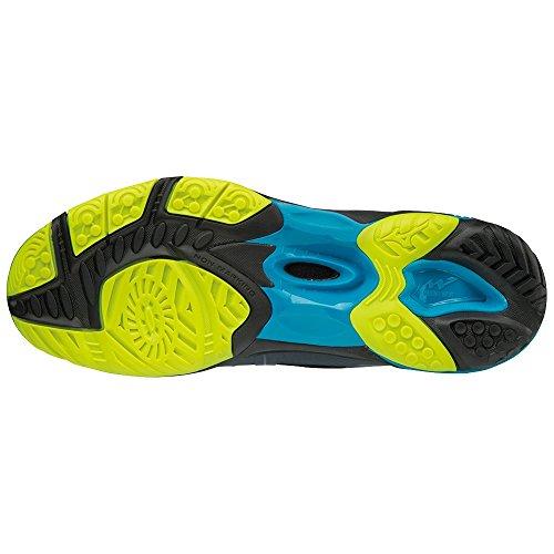 Syellow Blue Herren Mehrfarbig 001 3 Wave O Sneakers Hurricane Hawaiianoc Mizuno PqF1TAwA