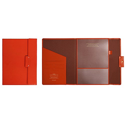Professional Portfolio Briefcase Organizer Documents