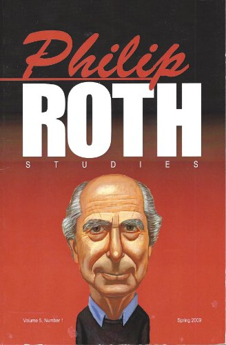 Philip Roth Studies : Roundtable Discussion on Philip Roth's Exit Ghost; Humiliation of Galut in Roth's Counterlife & Operation Shylock; Public Opinion in Roth's Contemporary Tragedy, the Human Stain (Vol. 5, No. 1 Spring 2009)