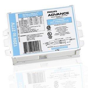 Advance ICF-2S70-M4-LD SmartMate Electronic Ballast (2) 70W CFL (4-PIN) 120-277V Philips Advance