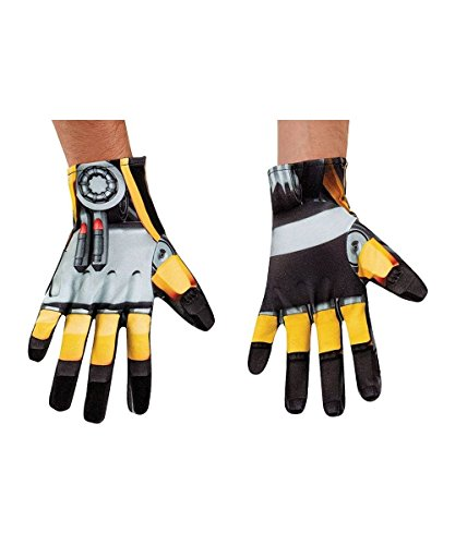 Bumblebee Gloves Costume -