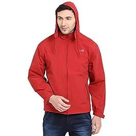 t-base Rust Waterproof Rainware Jacket