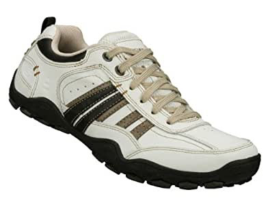 Amazon.com | Skechers Pebble Galeno Mens Oxfords Shoes