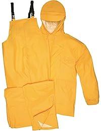 Premium Quality Rain Jacket and Bib Overalls Waterproof Rain Suit