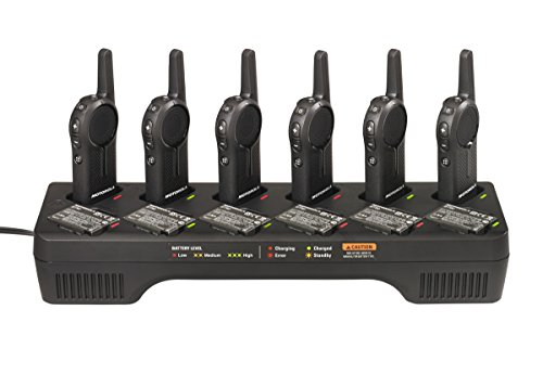 Motorola DLR 12-Pocket Multi-Unit Charger (MUC) by Motorola Solutions Business Radios