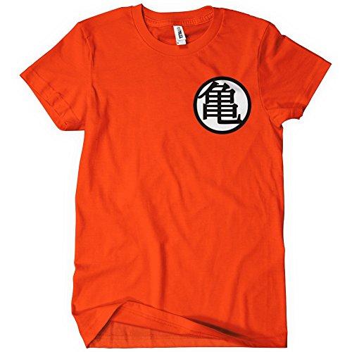 Goku's Training T-Shirt Funny Adult Womens Cotton Tee Sizes S-2XL
