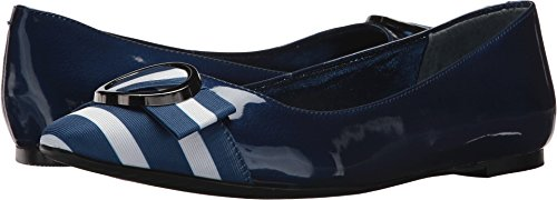 J. Renee Womens Bessee Navy / White