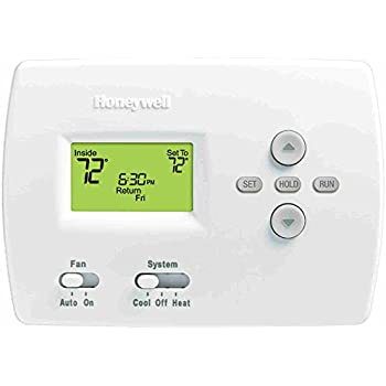 Honeywell t8112 digital programmable thermostat easy to install.
