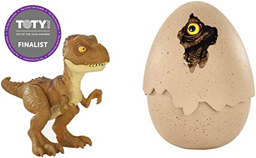 Jurassic World Hatch 'N Play Dinos Tyrannosaurus Rex ()