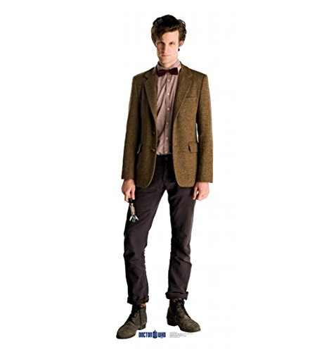Eleventh Doctor - Matt Smith - Bbc's Doctor Who - Advanced Graphics Life Size