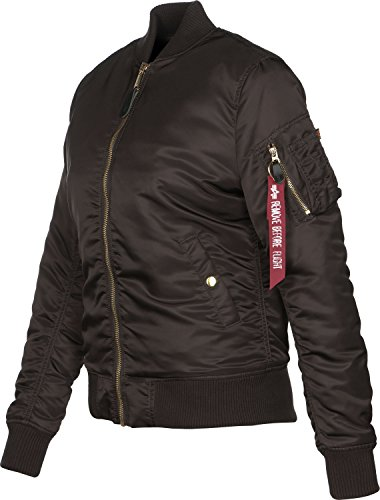 Industries Veste 1 Femme Brown Vf Ma Alpha Pm Vintage Wmn Ta1Uwqax