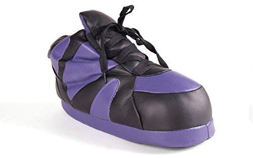 Happy Scarpa E Nero Femminile Viola Pantofole E Feet Da Standard Maschile Tennis prq1pX