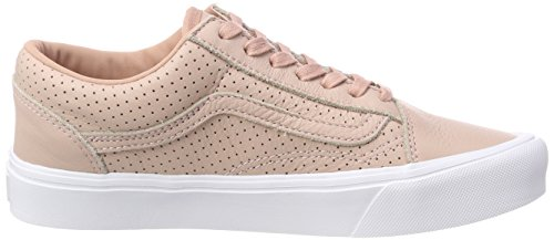 Adulte Rose Mixte Baskets Lite Perf Skool Vans Old PqvFUU