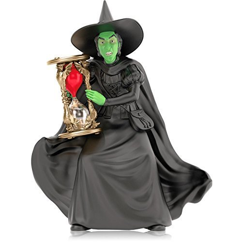 Hallmark Magic Ornament 2014 It's Shoe Time! - Wizard Of Oz Wicked Witch