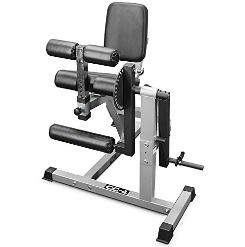 Valor Athletics Leg Extension and Leg Curl Machine by Ironcompany.com