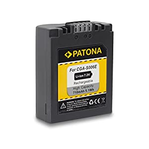 PATONA Battery CGA-S006