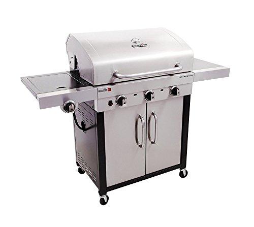 Char Broil Performance Tru Infrared 500  3 Burner Cabinet Liquid Propane Gas Grill